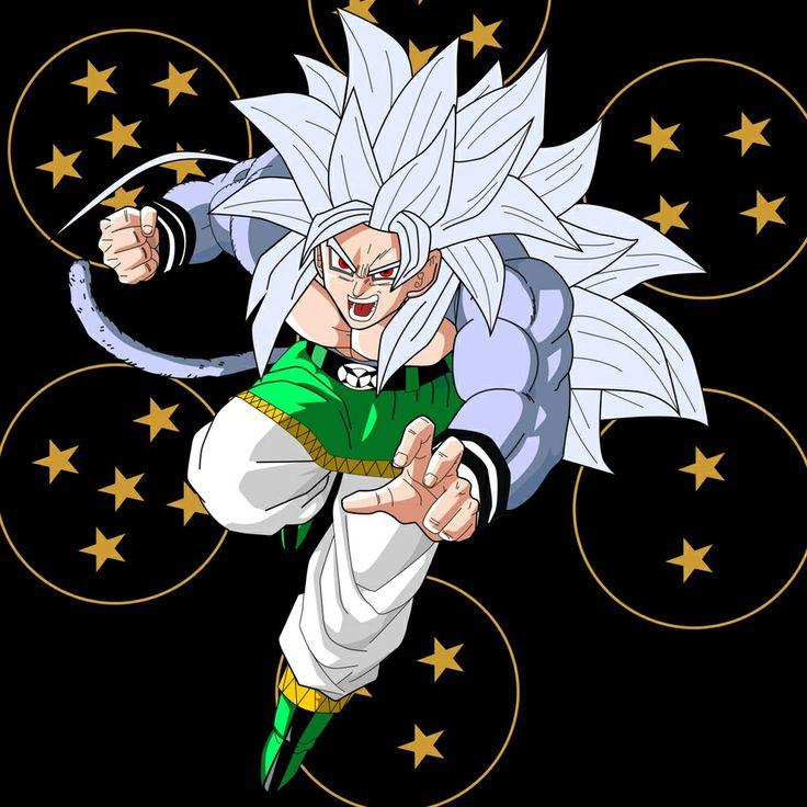 Goku ss5
