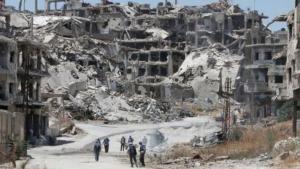 Pemberontak Suriah Mendapatkan Pengadilan di Austria