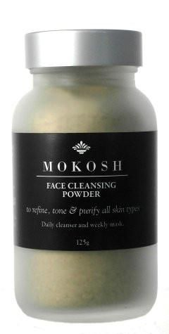 Mokosh Face Cleansing Powder All natural, organic, cruelty free skincare made in Australia. Ecohaven