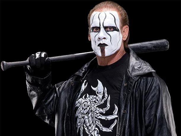 Click on Image to download sting_wwe_wallpaper