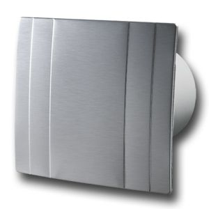 Designer Metal Bathroom Extractor Fan 4
