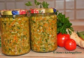Manus Küchengeflüster: Suppenwürze