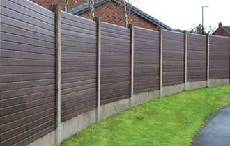 1000 ideas about composite fencing on pinterest wood. Black Bedroom Furniture Sets. Home Design Ideas