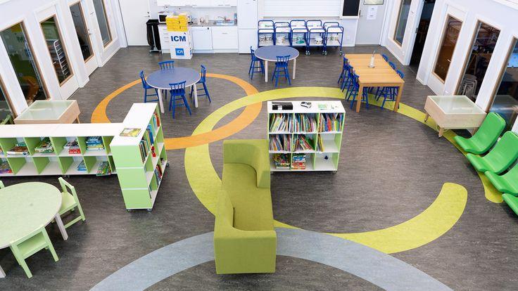 Inspiration & Referenser   Forbo Flooring Systems
