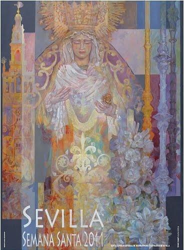 Semana Santa Sevilla - cartel 2011