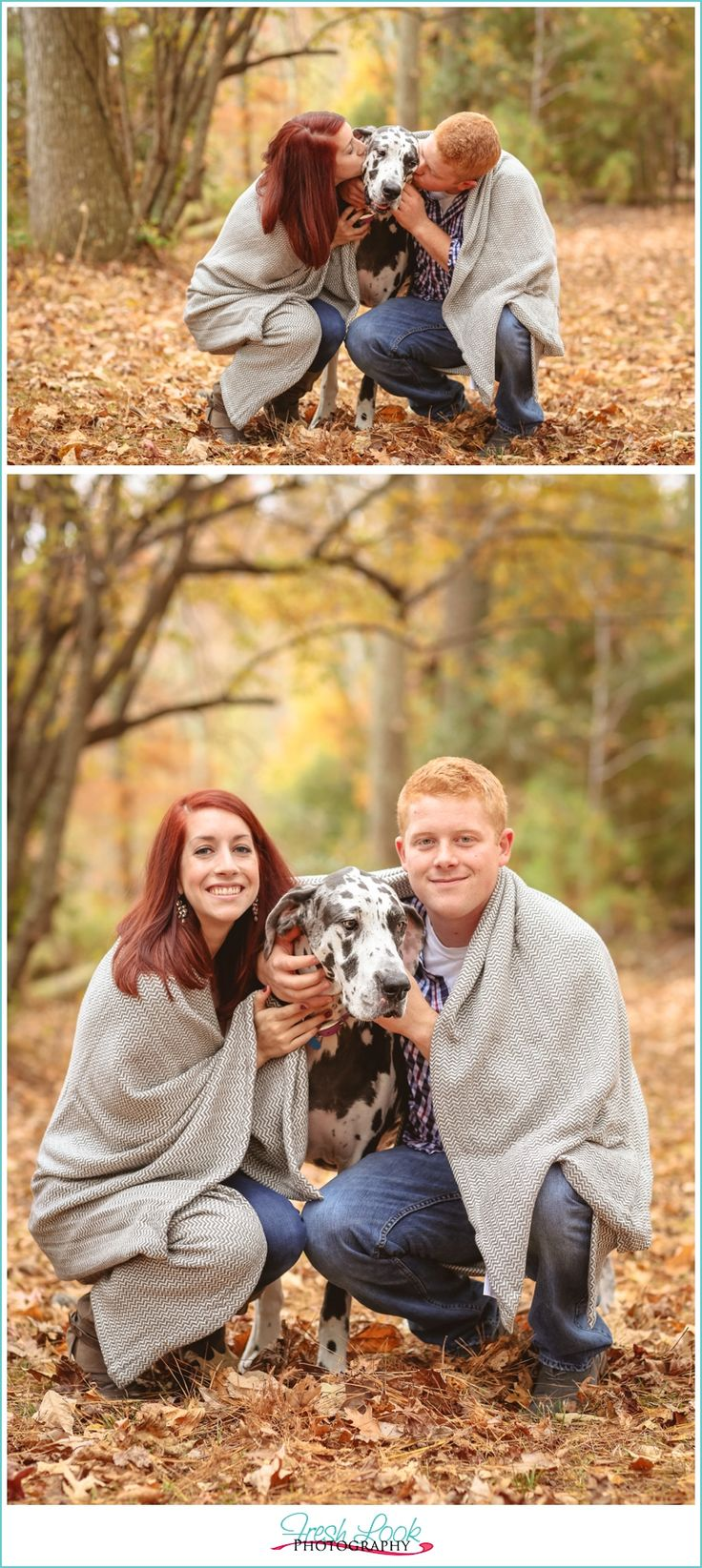 park date with the dog, couples photo shoot, Fresh Look Photography, fall photos, Stumpy Lake Natural Area, dogs are part of the family, love to love you