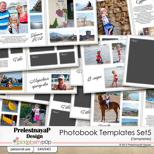 Photo Album Examples: 1000+ Images About Photo Book Template On Pinterest