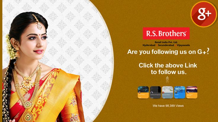 Are you following #RSBrothers on #Google+? If not then here we are! Just click this link to follow us: goo.gl/AgXvvU