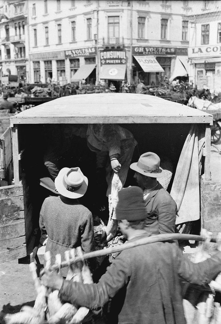 La Hale, 1932.  Foto: Willy Pragher