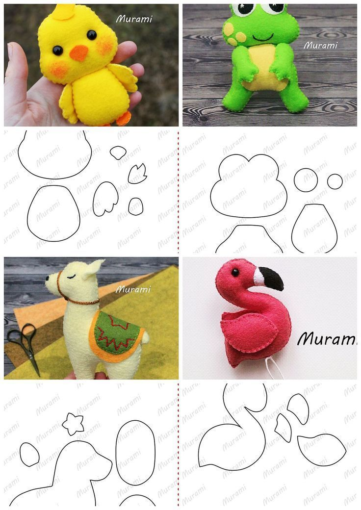Bonne nuit petit ours-Sewing Craft A5 Creative Carte Motif-Felt teddy doll