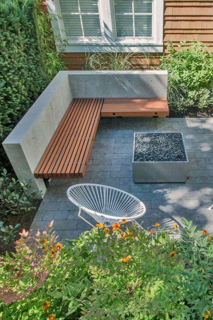70 einfache DIY Fire Pit Ideen für Hinterhof Landschaftsbau