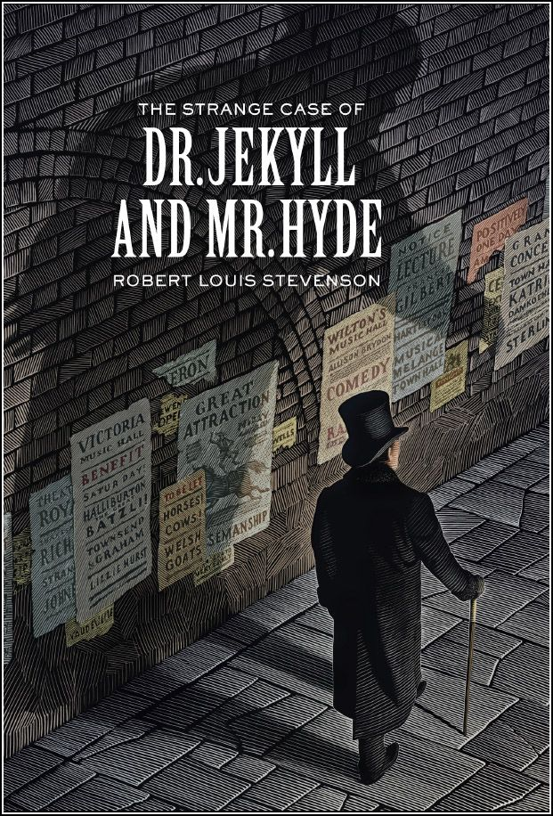 'The Strange Case of Dr Jekyll and Mr Hyde' by Robert Louis Stevenson. I really want to read this one, even though its famous twist ending is the worst-kept secret in all of literature! :D