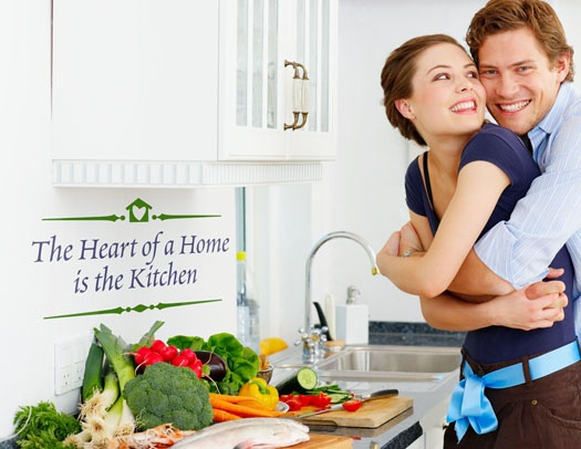 The Heart Of Every Home Is The Kitchen For The Home