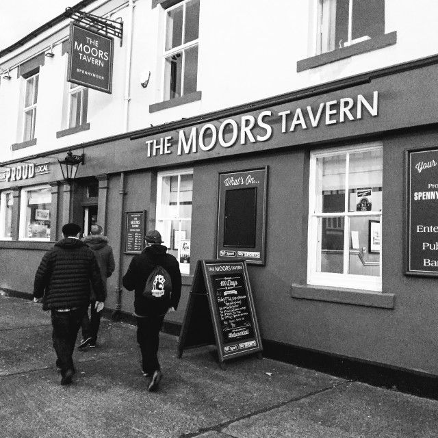 'To the match day pub!' on Picfair.com