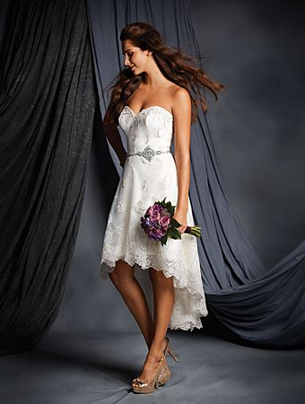Alfred Angelo Bridal Style From Signature Wedding Dresses
