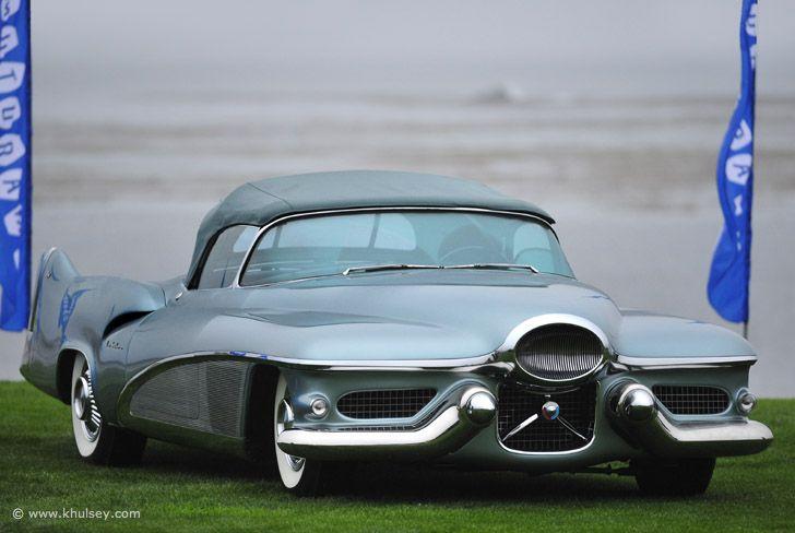 1950 Buick LeSabre Concept Car