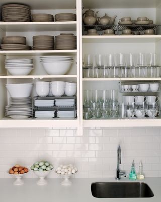 17 Best images about Kitchen on Pinterest | Wall spice rack, Bakers rack  and High dining table