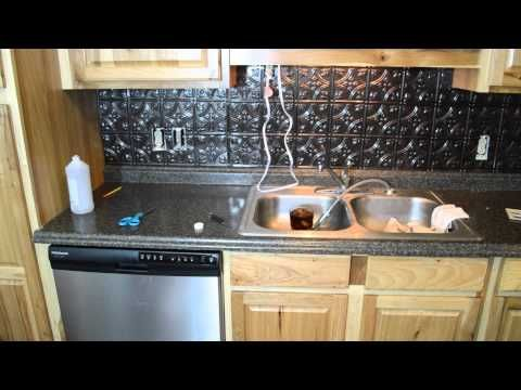 the home on pinterest sump pump gel stains and backsplash panels