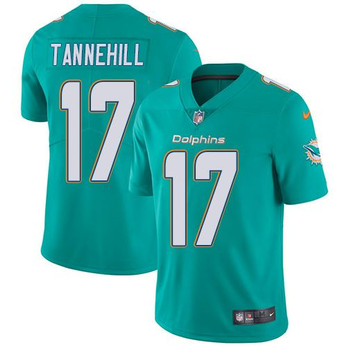 Cheap NFL Jerseys Nike Dolphins #17 Ryan Tannehill Aqua Green Team Color Men's Stitched NFL Vapor Untouchable Limited Jersey Giants Odell Beckham Jr jersey Marshawn Lynch jersey