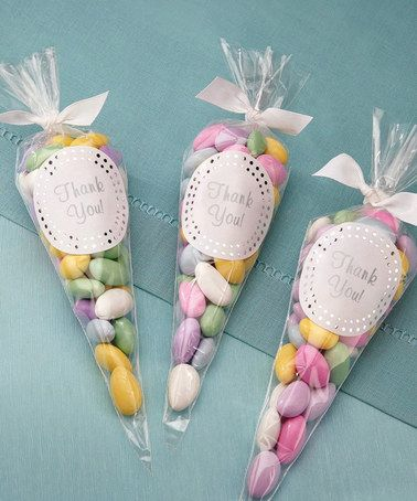 Look at this #zulilyfind! Candy Buffet 'Thank You' Bag - Set of 30 #zulilyfinds