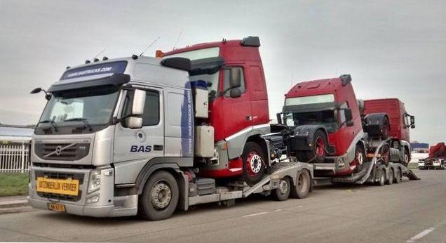 Volvo FM BAS TRUCKS Veghel