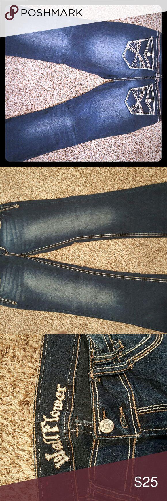 Wallflower jeans sz15 Wallflower jeans sz 15 wore once Wallflower Jeans Boot Cut