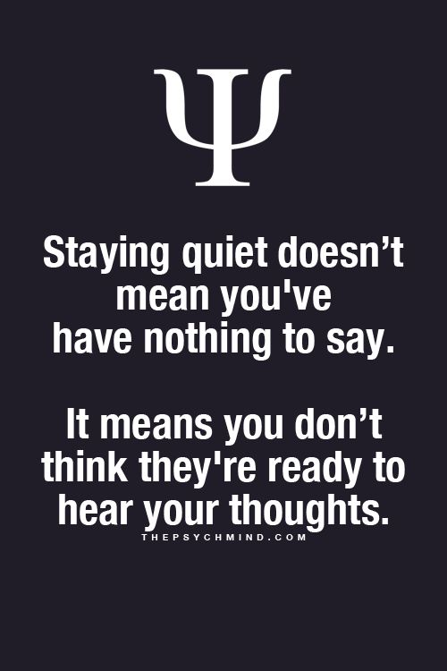 I hate when people do this crap. You have no right to think you have any idea what someone is ready to handle. Say what you need to say and let the other person be an adult. Instead people avoid it truly because they are cowards.