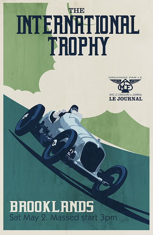 Brooklands International Trophy