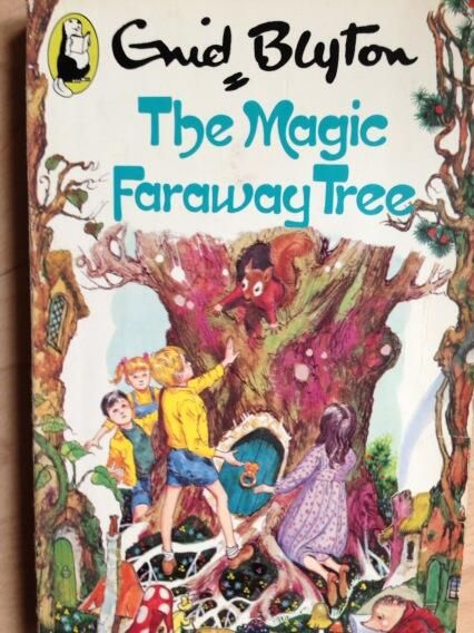 Magic Faraway Tree via @lisa_sangster