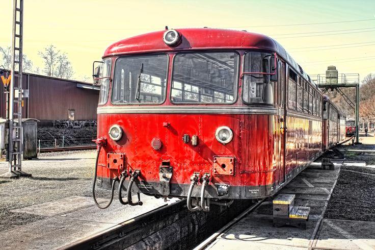 Eisenbahnmuseum Dahlhausen Uerdinger Schienenbus