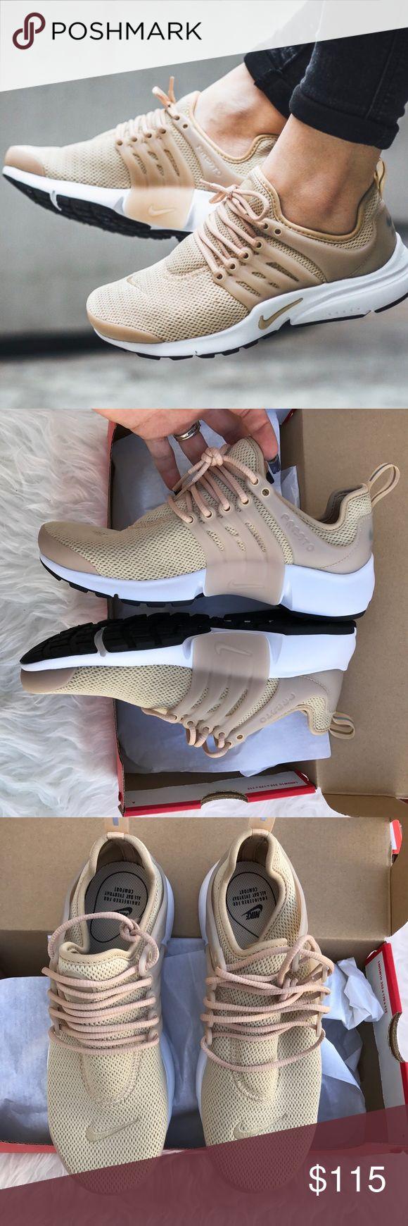 NIKE AIR PRESTO LINEN LIMITED EDITION COLOR Sz 9 NIKE AIR PRESTO LINEN COLOR SOLD OUT Sz 9 new 100% authentic! Itemcloset#seize Nike Shoes