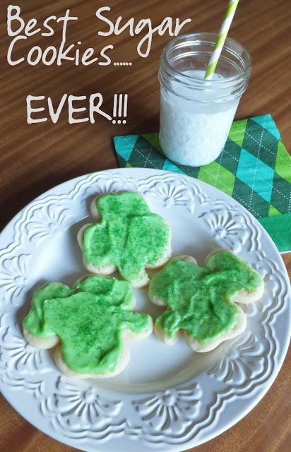 Fresh Coat of Paint: Best Sugar Cookie Recipe EVER!