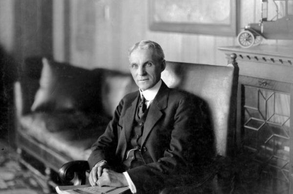 Афоризмы и цитаты Генри Форда