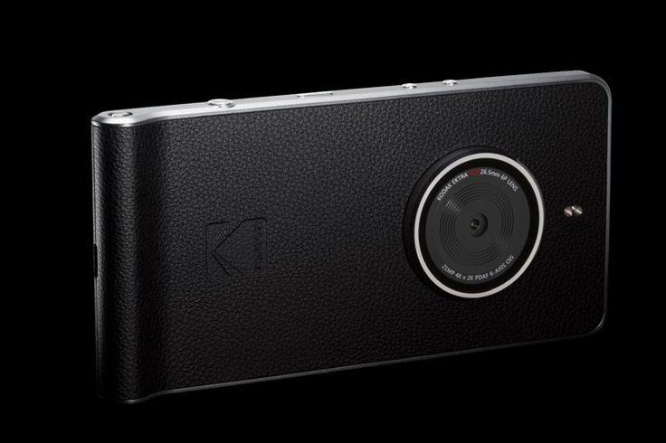 Kodak is Back with Another Kodak – Kodak Ektra Smartphone