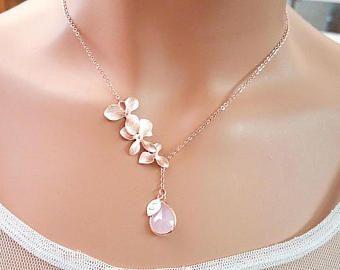 Blush roze ROSE Gold Earrings GOLD Earrings, bloem oorbellen, heldere, Champagne, perzik, Sapphire Navy, Orchid oorbellen, huwelijksgeschenk bruidsmeisjes