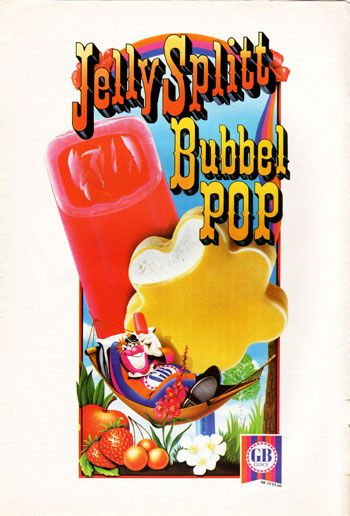 Jelly Splitt och Bubbel Pop