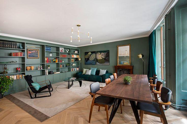 VITRA and ARTEK furnish traveller apartments in the hamlet ...