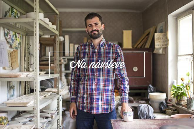 Na návšteve: modranska - keramika s nápadom, ktorá ctí tradíciu / SAShE.sk » SAShE.sk - slovenský handmade dizajn