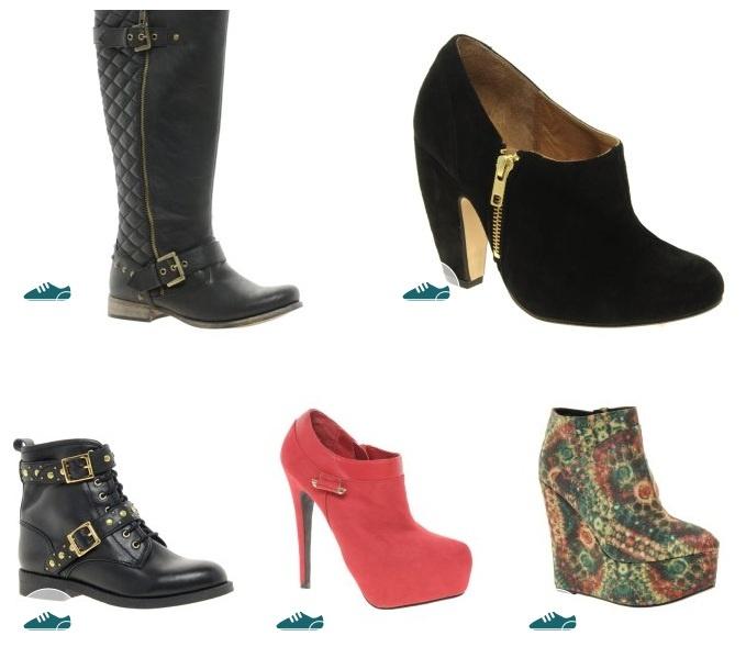 Las botas comienzan a tomar protagonismo con la bajada de temperaturas. Busca la que mejor se adapte a tu estilo y luce perfecta en cada ocasión.