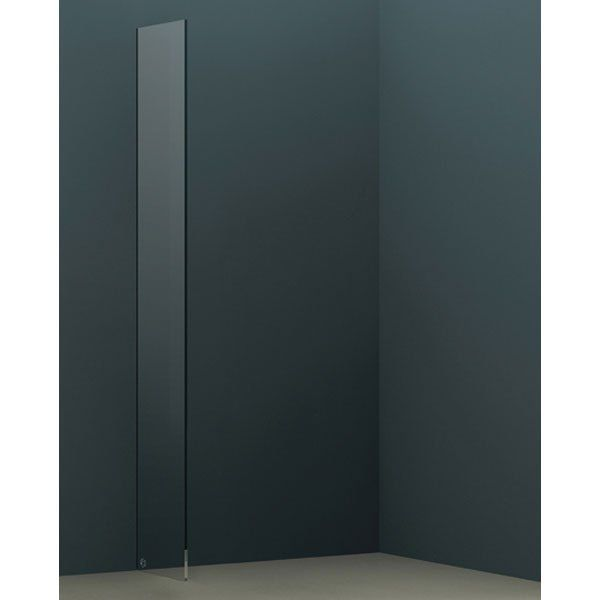 Vessini X Series Straight Glass Shower Panel 290mm - 10mm Glass