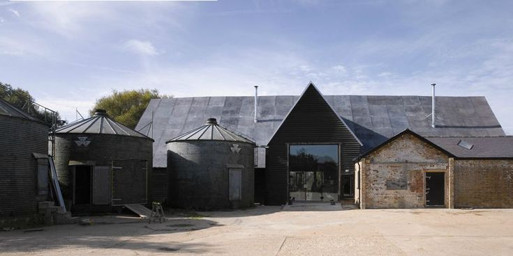 Medieval Barn In Essex Transformed Into A 21st Century
