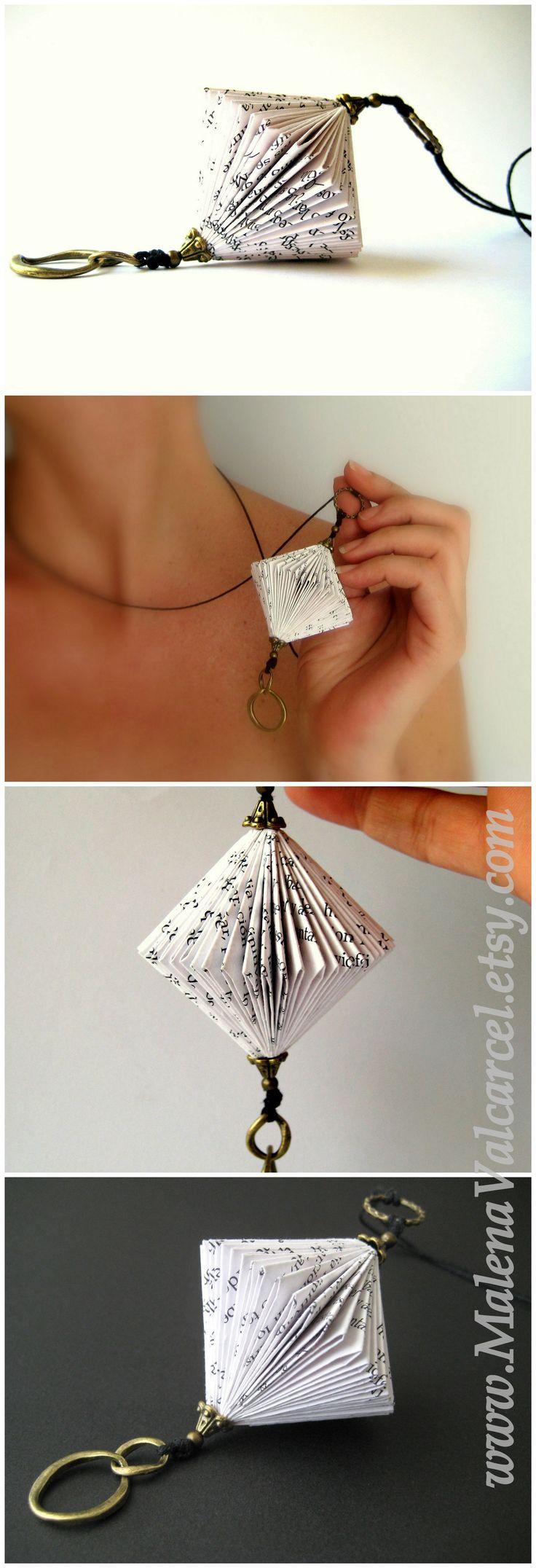 Paper Jewelry Bisutería de Papel