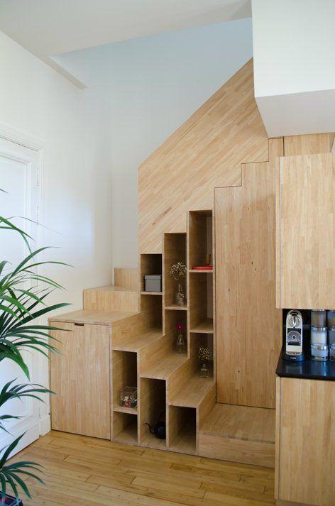 Appartement M, Bordeaux, 2014 - L'atelier miel