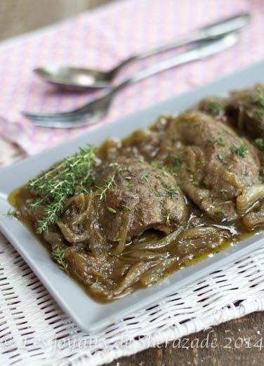 Une excellente recette de foie de veau aux oignons, facile et rapide à faire, et surtout très goutteuse. Préparée avec peu d'ingrédients, elle sera parfaite pour .