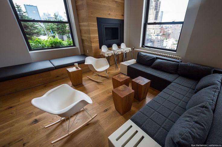 Офис Google в Нью-Йорке: работа мечты – varlamov.ru