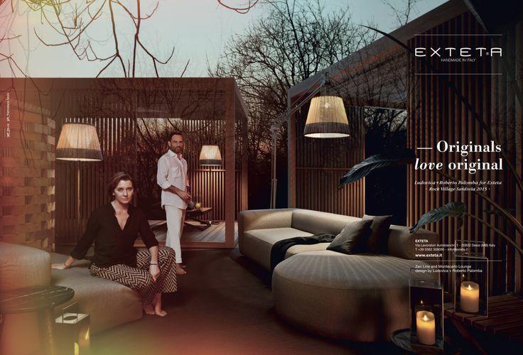 Ludovica + roberto Palomba - Exteta advertising