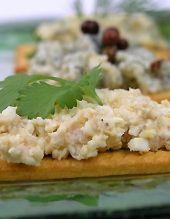Pasta jajeczno-makrelowa