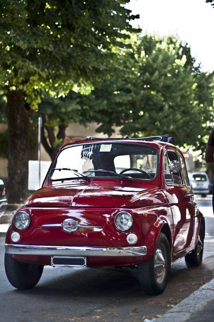 The Fiat 500 (Cinquecento)