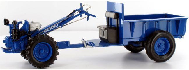 Collector's Club 90001 Mini-Traktor GN-12K mit Hänger Landwirtschaftsmodell 1:20