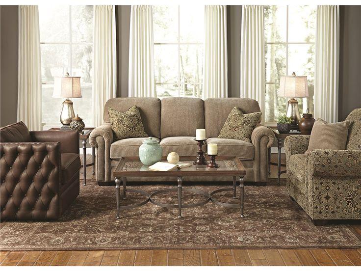Flexsteel Living Room Harrison Sofa 044191   Furniture Fair   Cincinnati U0026  Dayton OH And Northern